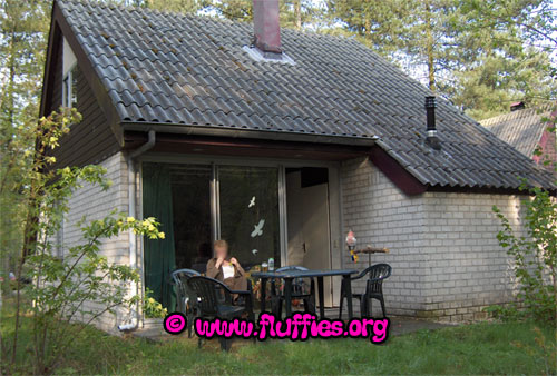 Our bungalow in Limburg!